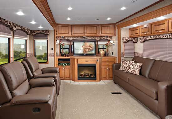 Image Gallery Inside 5th Wheel Camper