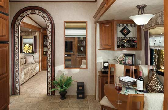 Emejing 3 Bedroom Fifth Wheel Images Home Design Ideas