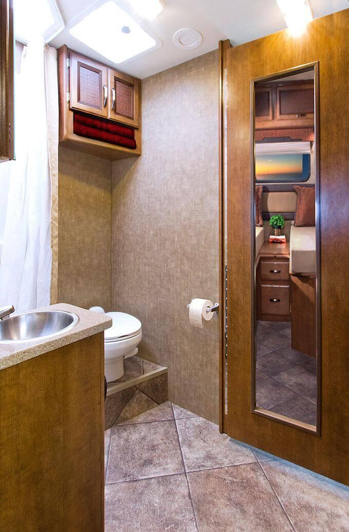 axis bathroom