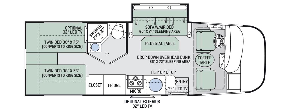 axis floorplan