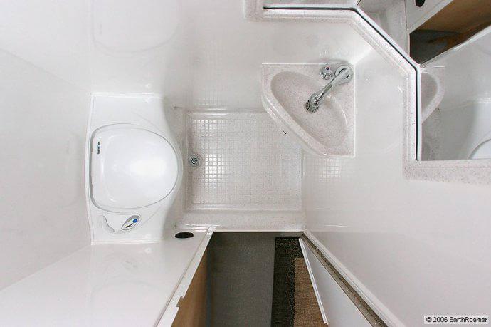 Bathroom: choose wet or dry.