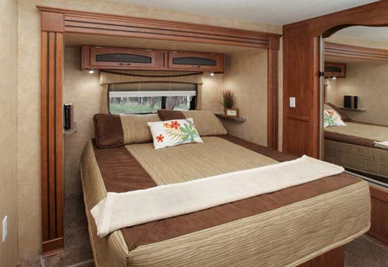 Fantastic Entegra Coach Included New Interior Designs And Colors In Its 2012