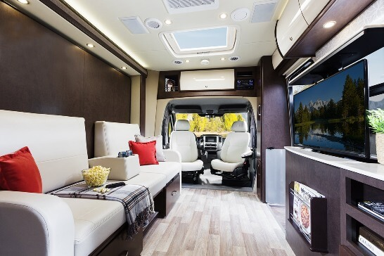2015 Leisure Travel Vans Unity U24mb Class B Motorhome