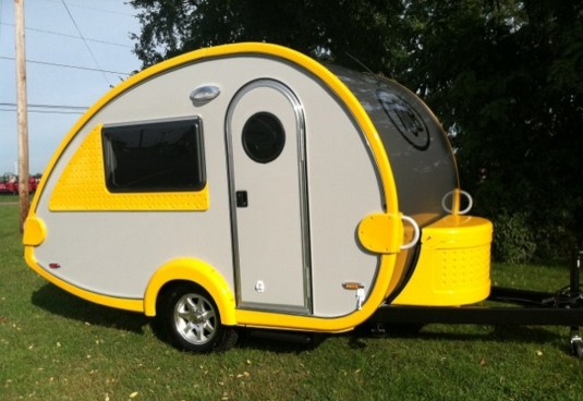 2015 TAB TB Teardrop Camping Trailer S Floorplan Roaming Times