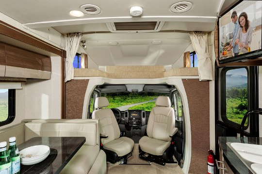Elegant 2017 Winnebago View 24V Stock 15327 RA  RCD Sales