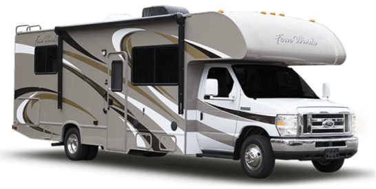 2015 thor four winds 29g class c motorhome roaming times for Class c motor home