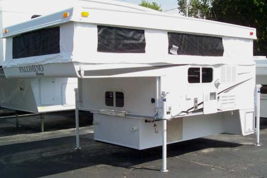 palomino bronco truck camper exterior 1d 2011 palomino bronco truck camper roaming times palomino pop up camper wiring diagram at webbmarketing.co