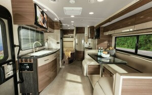 2016-Winnebago-Navion-24J-Interior