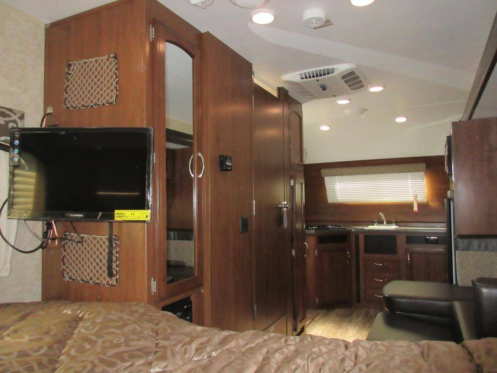 Simple 2017 Jayco Hummingbird 17FD Hendersonville North Carolina
