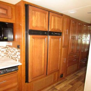 2017-Jayco-35S-PRECEPT-Class-A-refrig and cabs