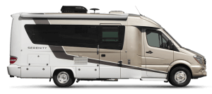 2017 Serenity Leisure Travel Van Class B