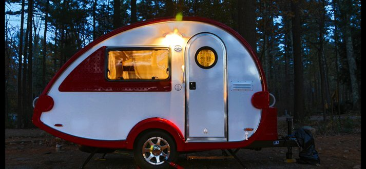 T@B M@X S Little Guy Travel Trailer