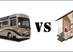 Tiny House VS Quality Motorhome?