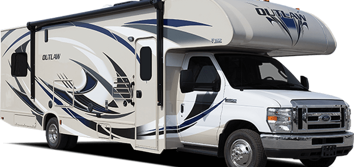 2017 Outlaw Class C 29H Exterior