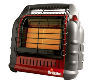 Propane Motorhome Heater
