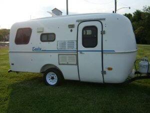 Casita Travel Trailer Camper Fiberglass