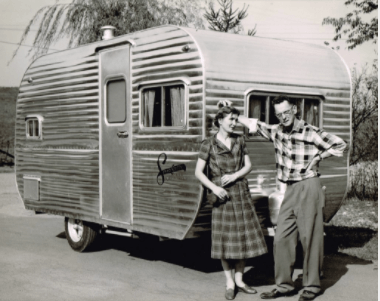 Vintage Scotty Trailer Image
