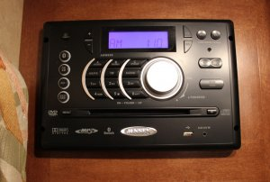 Winnebago Micro Mini Stereo