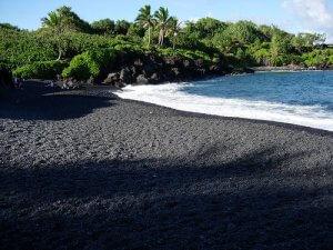 Black Sand Alaska