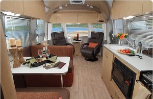 2016 Airstream Classic 30 Interior