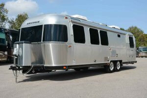 2016 And 2017 Airstream Classic 30 Exterior