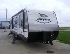 Jay Flight 28BHBE By Jayco Exterior View