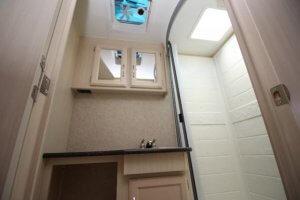 Winnebago 2017 Minnie 2500FL Bathroom Ceiling Vent