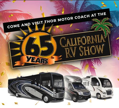 California RV Show
