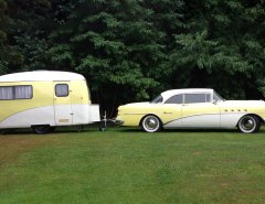 Vintage Travel Trailer Style