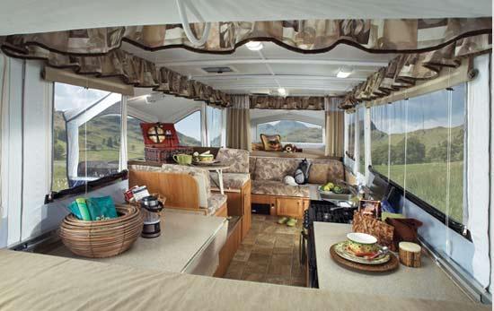 2009 Jayco Select Camping Trailer Roaming Times