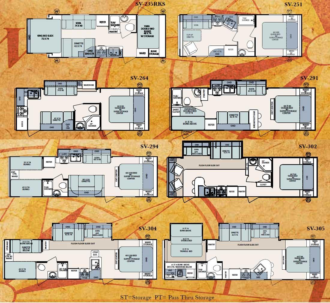 Flagstaff Rv Floor Plans Forest River Rv Floor Plans Gurus Floor