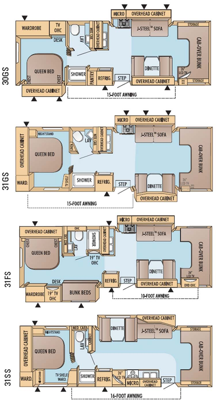 Image Result For Rv Home Plans